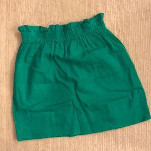 jcrew skirt sz0